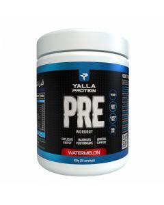 Yalla Protein - Pre Workout