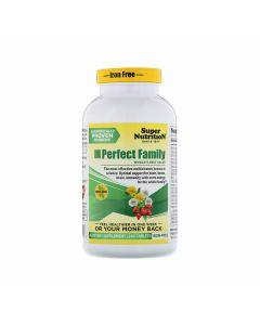 Super Nutrition - Perfect Family Iron Free