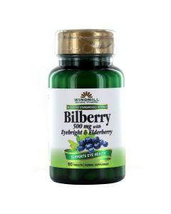 Windmill  - Bilberry 500 mg Extract