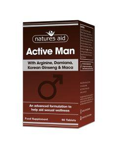 Natures Aid - Active Man