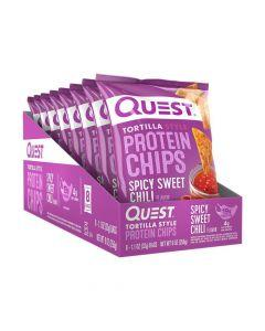 Quest Nutrition - Tortilla Style Protein Chips - Box of 8