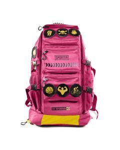 Sporter Multifunction Backpack - Mulberry