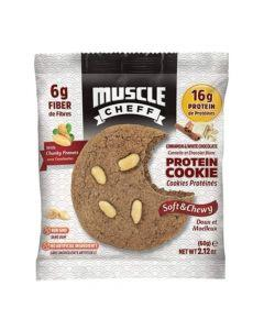 Muscle Cheff - Protein Cookie - Cinnamon & White Chocolate