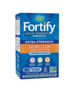 Natures Way - Fortify 50 Billion Daily Probiotic Adults 50+