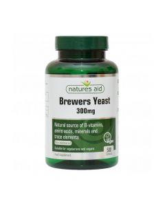 Natures Aid - Brewers Yeast 300mg
