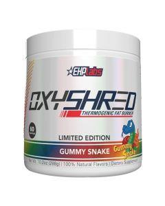 EHPLabs - OxyShred Ultra Thermogenic - Gummy Snake