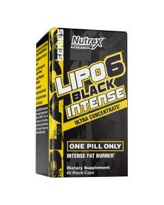 Nutrex Research - Lipo6 Black Intense Ultra Concentrate