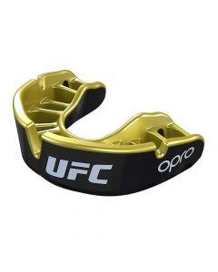 Opro - UFC Self-Fit Gold Mouthguard - Junior