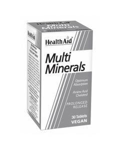 Health Aid - Multiminerals Prolonged Release