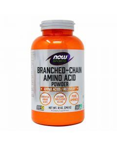 Now Branched Chain Amino Acids Powders