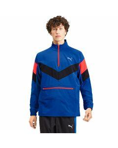 Puma DryCell - Reactive Packable Jacket - Galaxy-Black-Nrgy Red