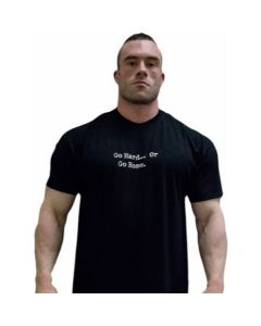 Universal Nutrition T-Shirt - Go Hard or Go Home