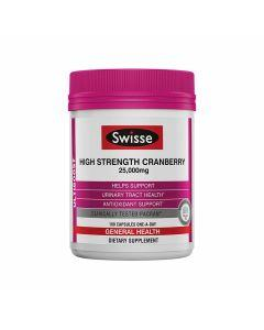 Swisse Ultiboost High Strenght Cranberry 25,000mg