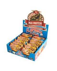 Max Protein - Flapmax with Chunks of Chocolate Protein Bar - Cookie Dough Box Of 24