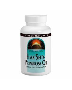 Source Naturals Flax Seed-Primrose Oil 1,300mg