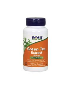 NOW Green Tea Extract 400 mg Cellular Protection
