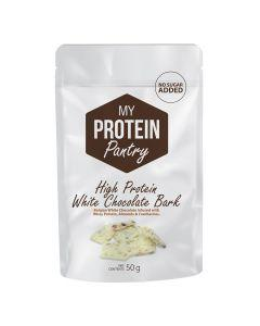 My Protein Pantry - High Protein White Chocolate Bark