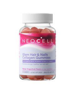 Neocell - Glam Hair & Nails Collagen Gummies