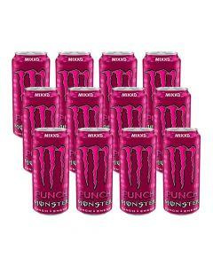 Monster Energy Drink - Punch MIXXD Box of 12