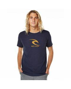 Rip Curl - Iconic Corp T-Shirt - Navy
