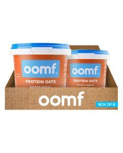 OOMF PROTEIN OATS - Box Of 8