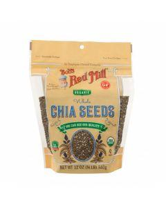 Bobs Red Mill Gluten Free Organic Chia Seeds