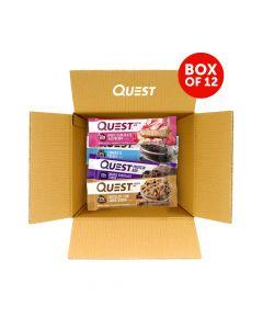 Quest Bar Variety pack Box Of 12