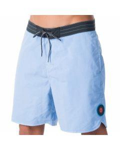 Rip Curl - The Wash Layday Boardshort - Blue Ice