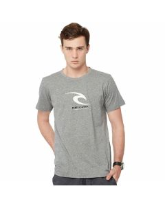 Rip Curl - Iconic Corp T-Shirt - Grey Marlie