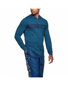 Under Armour - Sportstyle Core Hoodie - Moroccan Blue