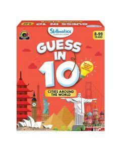 Skillmatics - Guess in 10 - Cities