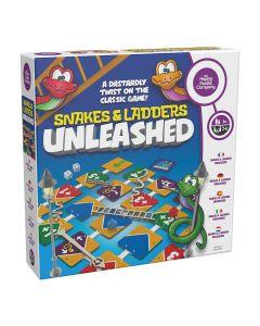 Happy Puzzle SNAKES AND LADDERS UNLEASHED