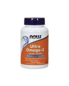 NOW Ultra Omega-3 Cardiovascular Support