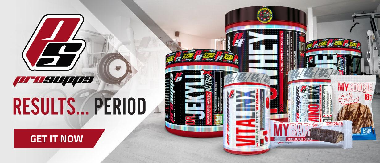 Prosupps - ALL - EN