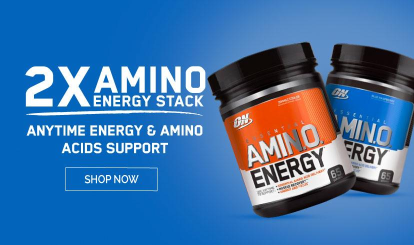 ON Amino Energy Stack