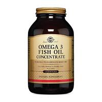 Solgar - Omega 3 Fish Oil Concentrate