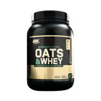 Optimum Natural Oats & Whey