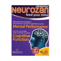 VitaBiotics - Neurozan - Mental Performance & Cognitive Function