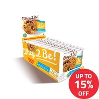 Whey 2 Be Protein Cookies - Box of 12