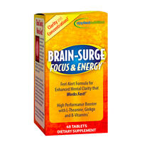 Applied Nutrition - Brain-Surge Focus & Energy