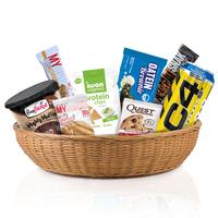 Office Snacks Basket