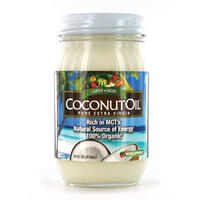 Garden Greens - Coconut Oil Pure Extra Virgin