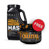 Grenade Mass Muscle Machine