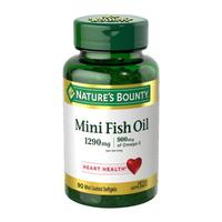 Nature's Bounty - Mini Fish Oil 1290mg / 900mg Of omega-3