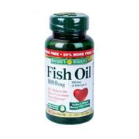 Nature's Bounty - Fish Oil 1000mg Pure Catch 300mg Of Omega-3